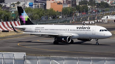 A picture of N527VL - Airbus A320233 - Volaris - © Mauri_0307
