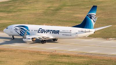 SU-GED - Boeing 737-866 - EgyptAir