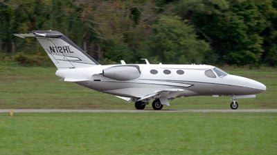 A picture of N12HL - Cessna 510 Citation Mustang - [5100254] - © Yan777