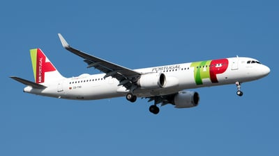 CS-TXD - Airbus A321-251NX - TAP Air Portugal