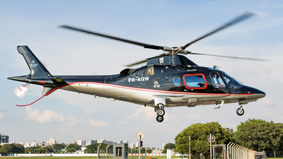 PR-AGW - Agusta A109E Power - Icon Aviation