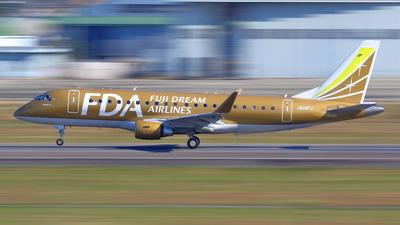 JA09FJ - Embraer 170-200STD - Fuji Dream Airlines