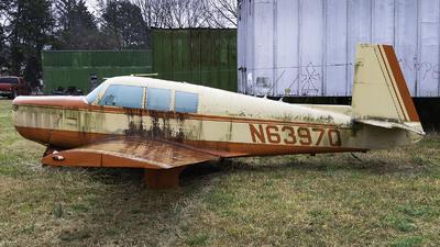 N6397Q - Mooney M20F - Private