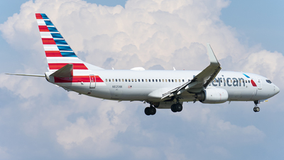 A picture of N825NN - Boeing 737823 - American Airlines - © Wes B