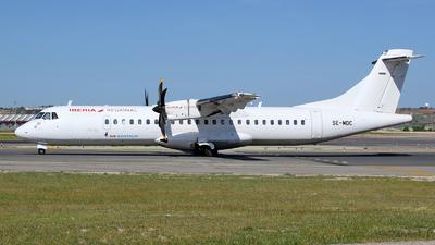 SE-MDC - ATR 72-212A(500) - Iberia Regional (Air Nostrum)