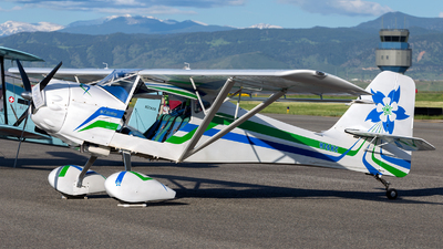 N16KC - Kitfox Classic IV - Private