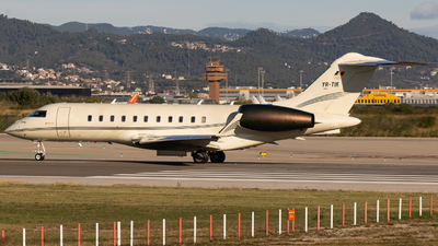 YR-TIK - Bombardier BD-700-1A11 Global 5000 - Ion Tiriac Air