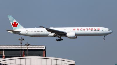 C-FIVR - Boeing 777-333ER - Air Canada