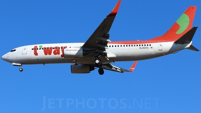 HL8253 - Boeing 737-86J - T'Way Air