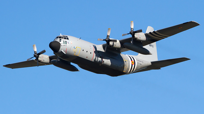 CH-11 - Lockheed C-130H Hercules - Belgium - Air Force