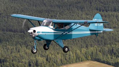 SE-CUR - Piper PA-22-125 Tri-Pacer - Private