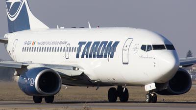 A picture of YRBGH - Boeing 73778J - Tarom - © Mihai Cioponea