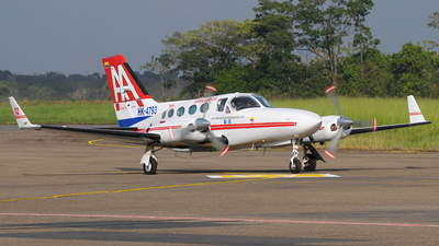 HK-4793 - Cessna 421C Golden Eagle - Ambulancias Aereas de Colombia