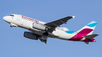 A picture of DAGWU - Airbus A319132 - Eurowings - © DUS-Michael