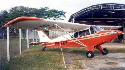 PP-FKP - Aero Boero AB115 - Aeroclube de Macaé
