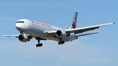 C-FCAE - Boeing 767-375(ER) - Air Canada