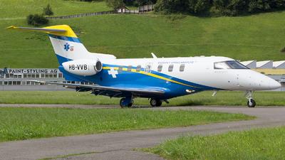 HB-VVB - Pilatus PC-24 - Svenskt Ambulansflyg
