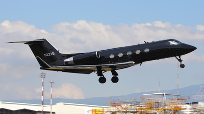 N222G - Gulfstream G-III - Private