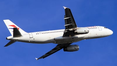 B-6693 - Airbus A320-232 - China Eastern Airlines