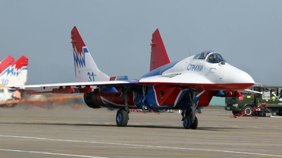 31 - Mikoyan-Gurevich MiG-29 Fulcrum - Russia - Air Force