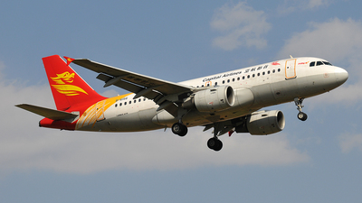B-6156 - Airbus A319-112 - Capital Airlines
