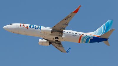 A picture of A6FEL - Boeing 7378KN - FlyDubai - © Eyal Zarrad