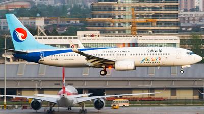 B-1366 - Boeing 737-8LW - Hebei Airlines