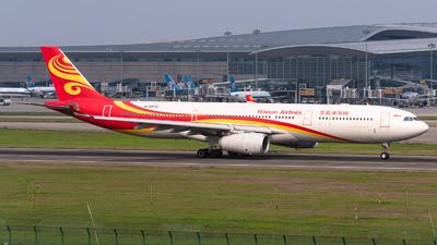 B-5972 - Airbus A330-343 - Hainan Airlines