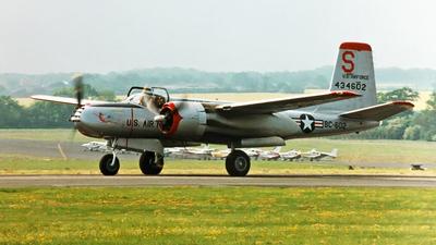 N167B - Douglas A-26B Invader - Private