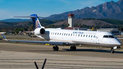 N785SK - Bombardier CRJ-702 - United Express (SkyWest Airlines)