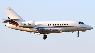 CS-DLJ - Dassault Falcon 2000EX - NetJets Europe