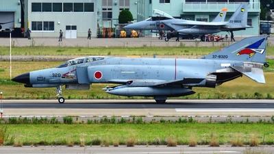 37-8320 - McDonnell Douglas F-4EJ Kai - Japan - Air Self Defence Force (JASDF)
