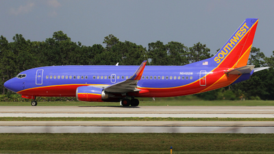 N648SW - Boeing 737-3H4 - Southwest Airlines