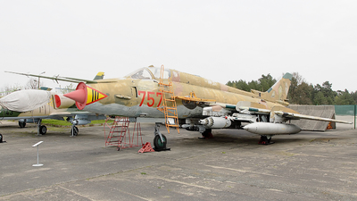 757 - Sukhoi Su-22M4 Fitter K - German Democratic Republic - Air Force