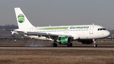 D-ASTC - Airbus A319-112 - Germania