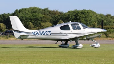 A picture of N936CT - Cirrus SR22T - [0648] - © ian simpson