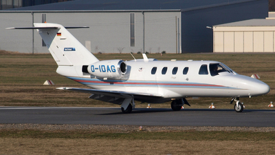 D-IDAG - Cessna 525 CitationJet 1 - Private