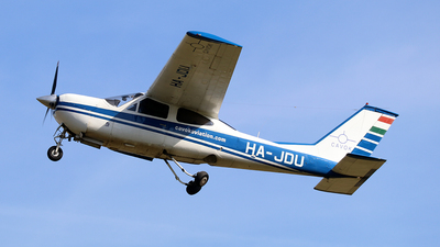 HA-JDU - Cessna 177RG Cardinal RG II - CAVOK Aviation Training