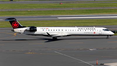 C-GLJZ - Bombardier CRJ-900LR - Air Canada Express (Jazz Aviation)