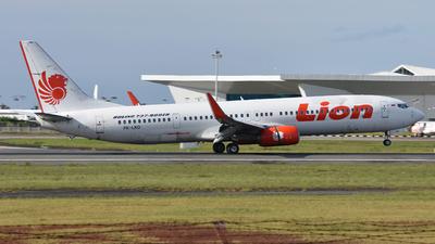 A picture of PKLKO - Boeing 7379GP(ER) - Lion Air - © Adhe Bhisma Chendikia