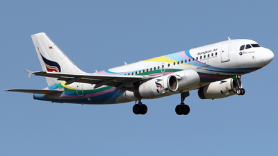 HS-PGX - Airbus A319-132 - Bangkok Airways