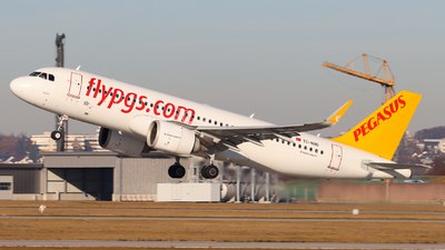 A picture of TCNBD - Airbus A320251N - Pegasus Airlines - © Justin Stöckel
