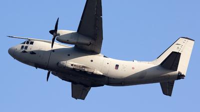 MM62214 - Alenia C-27J Spartan - Italy - Air Force