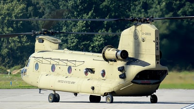13-08133 - Boeing CH-47F Chinook - United States - US Army
