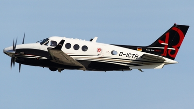 D-ICTR - Beechcraft C90GTx King Air - Private