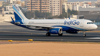 A picture of VTIAS - Airbus A320232 - IndiGo - © Sanskar nawani