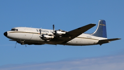 N251CE - Douglas C-118A Liftmaster - Everts Air Fuel