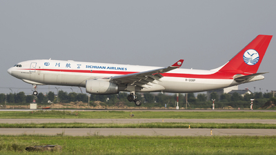 B-308P - Airbus A330-243F - Sichuan Airlines Cargo