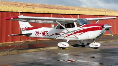 ZS-MEE - Cessna R172K Hawk XP - Private