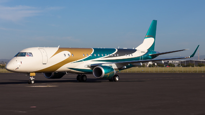 N760CC - Embraer 190 Lineage 1000 - Private